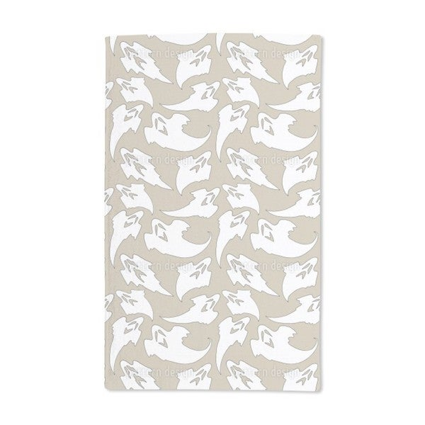 Ghosts Hand Towel (Set of 2)