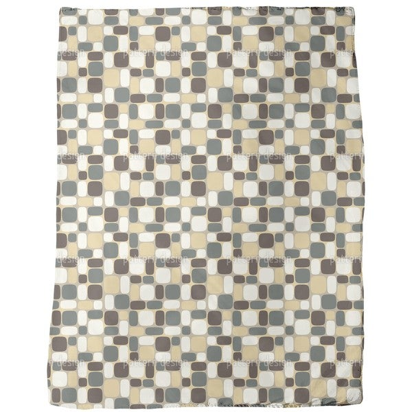 Stone By Stone Fleece Blanket