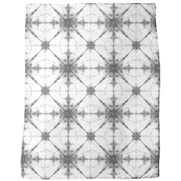 Kaleidoscope Mono Fleece Blanket