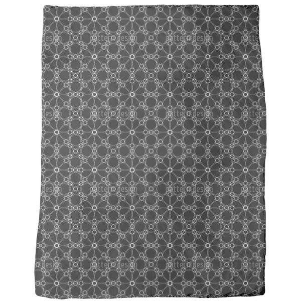 High Tech Connection Fleece Blanket