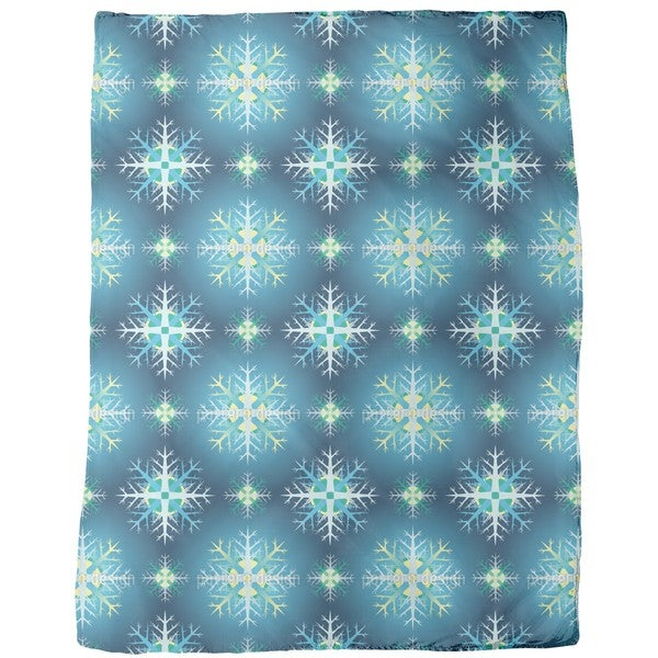 Diamond Dust Fleece Blanket