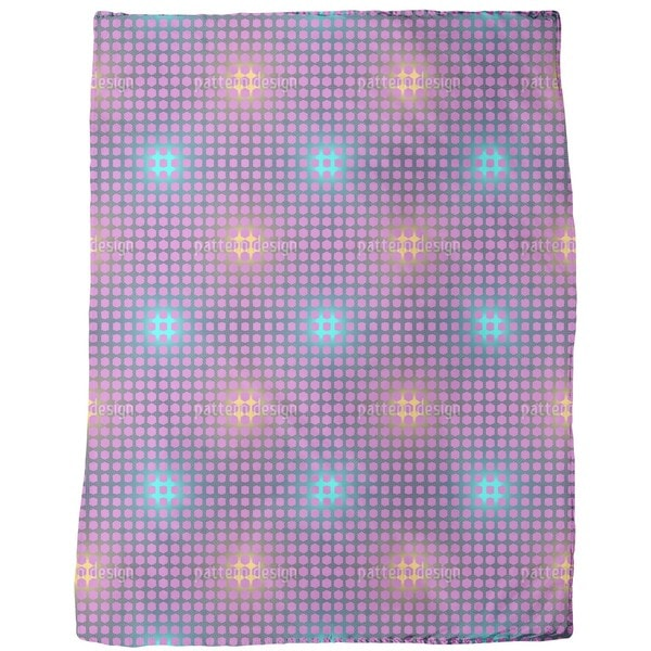 Hexagon Resurrection Fleece Blanket