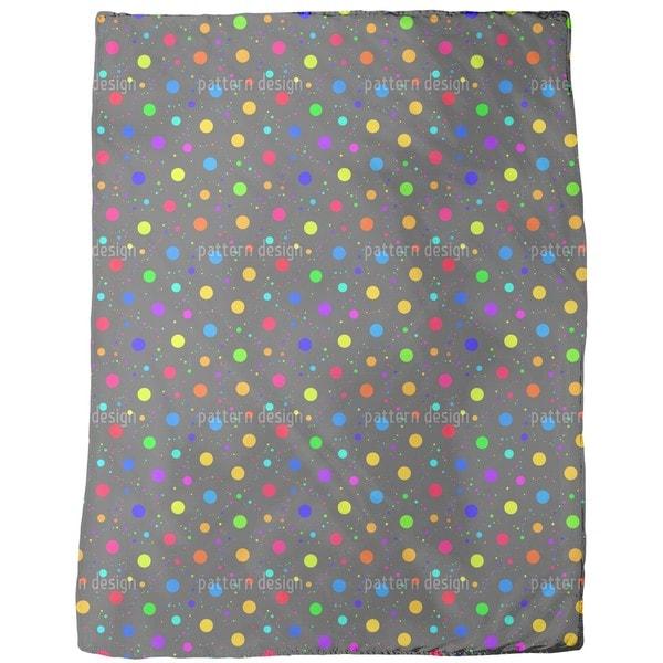 Space Baby Bubble Fleece Blanket