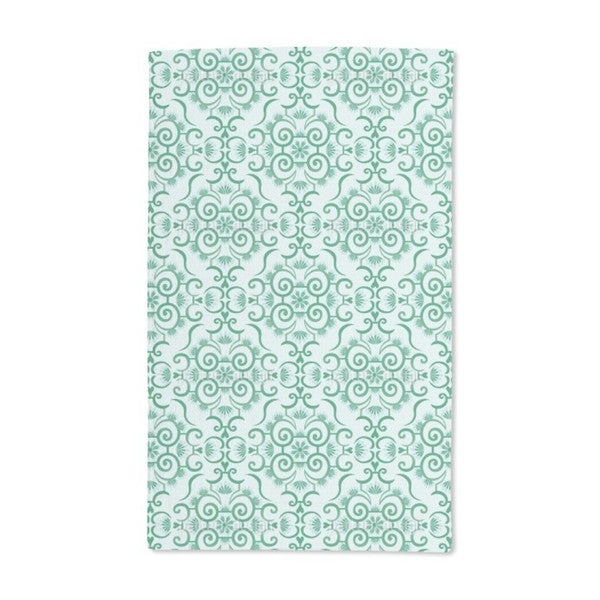 Lace Idol Mint Hand Towel (Set of 2)