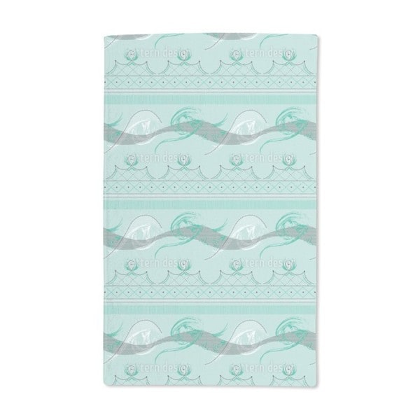 Moulin Vert Hand Towel (Set of 2)