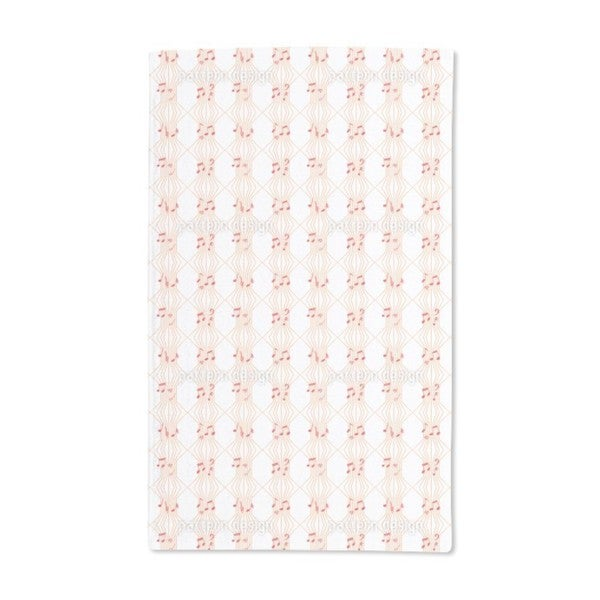 Ars Musica Hand Towel (Set of 2)