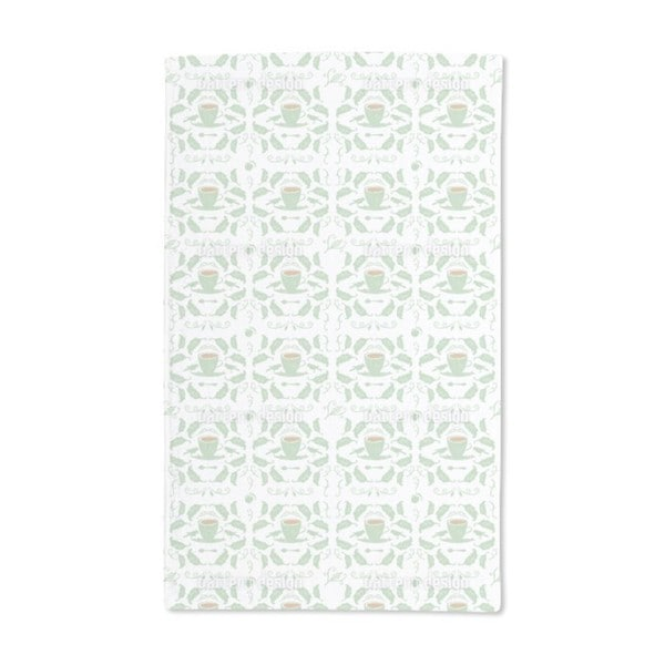 Tea For Two Hand Towel (Set of 2)