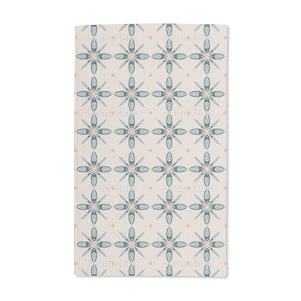 Cocoon Floral Hand Towel (Set of 2)