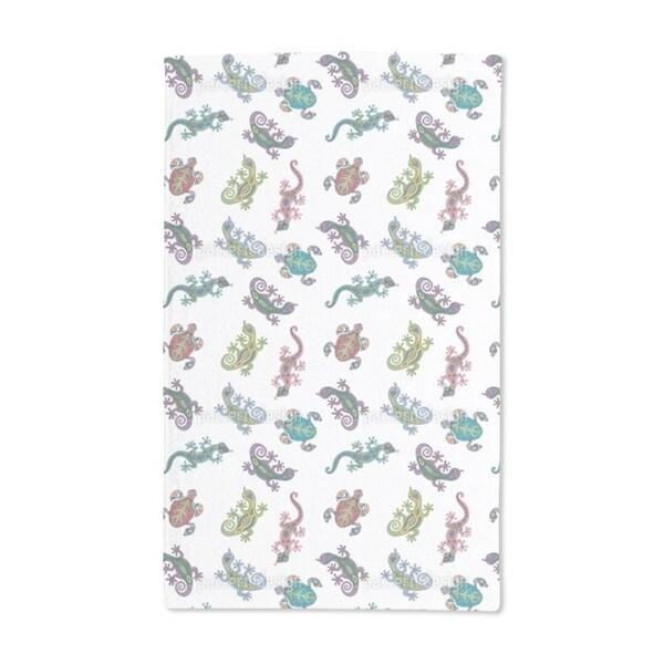 Little Creatures Hand Towel (Set of 2)