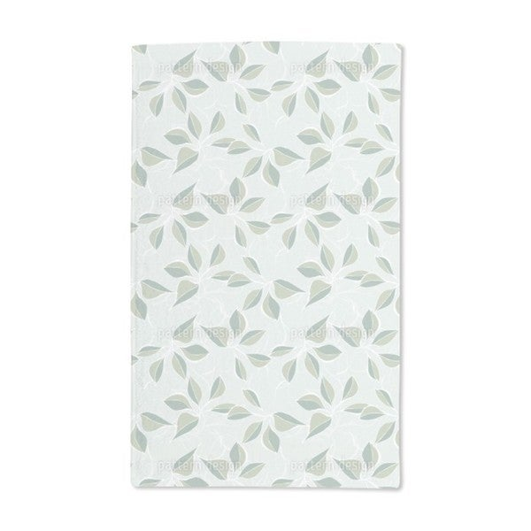 Pastel Green Hand Towel (Set of 2)
