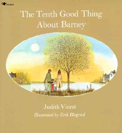 The Tenth Good Thing About Barney (Paperback)