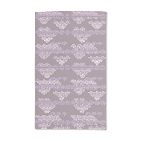 Romantic Sea of Clouds Hand Towel (Set of 2) 20583268