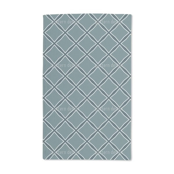 Loose Netting Hand Towel (Set of 2)
