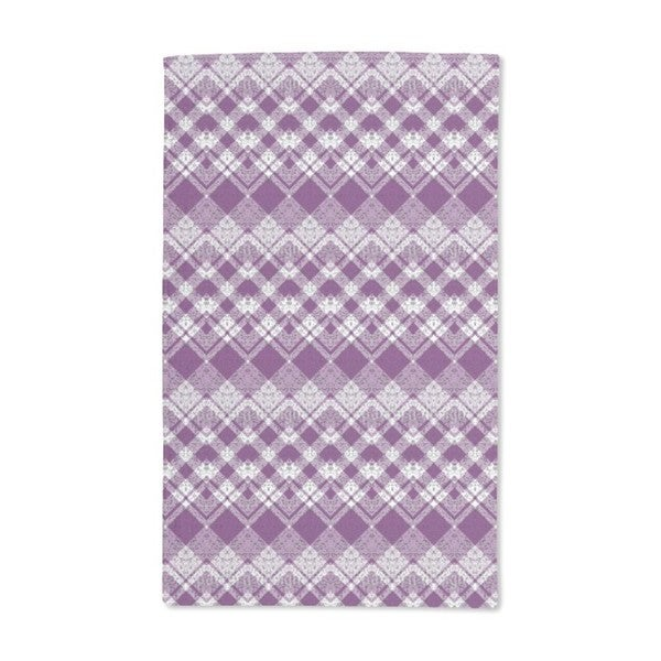 Squares at Their Best Hand Towel (Set of 2)