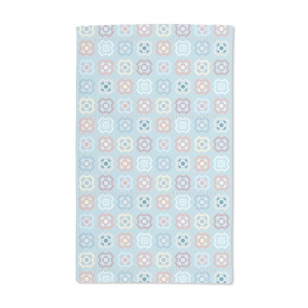 Gyro in Pastel Hand Towel (Set of 2)