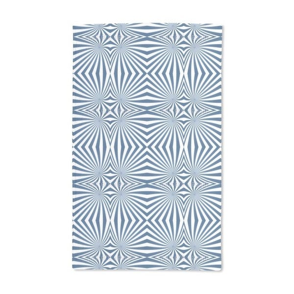 Navy Hypnosis Hand Towel (Set of 2)