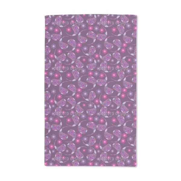 Indian Paisley Dream Hand Towel (Set of 2)