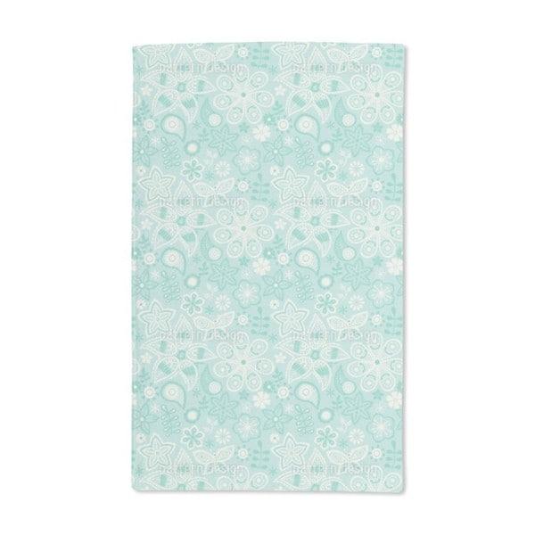 Worldly Wonders Hand Towel (Set of 2)