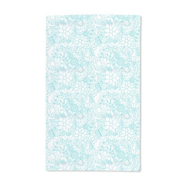 In the Garden of the Snow Queen Hand Towel (Set of 2)
