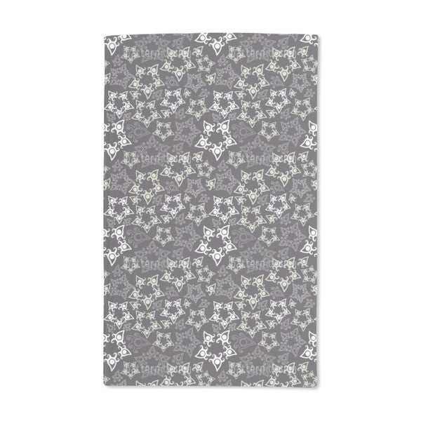 I See Christmas Stars Hand Towel (Set of 2)