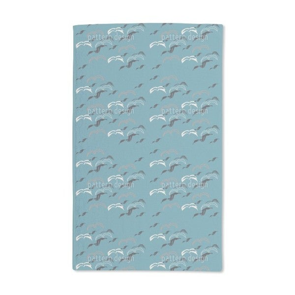 Seagulls Hand Towel (Set of 2) 20586664