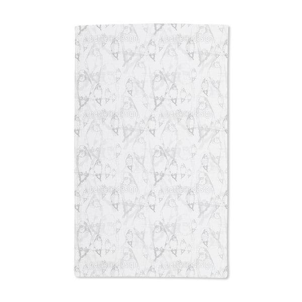 Budgie Dream Hand Towel (Set of 2)