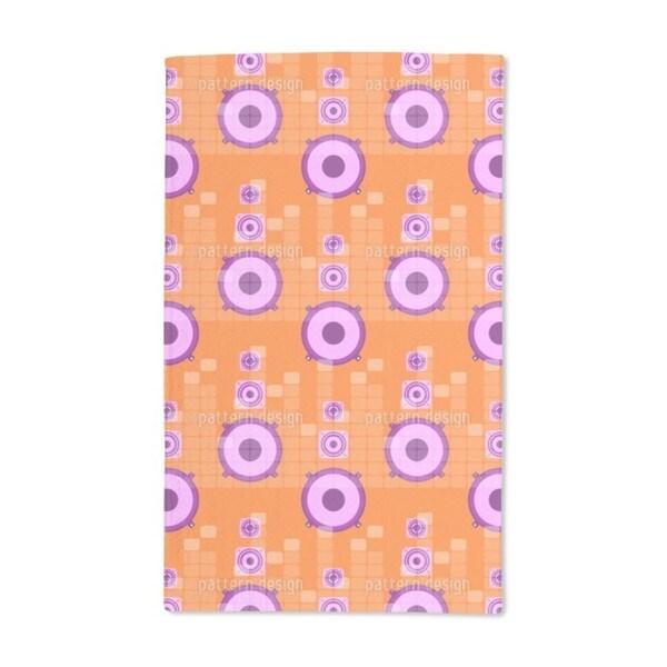 Loudspeaker Hand Towel (Set of 2)