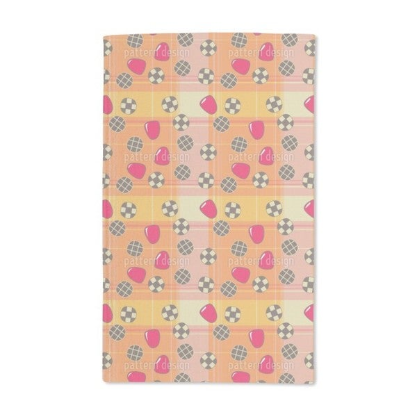 Toffee Fee Hand Towel (Set of 2)