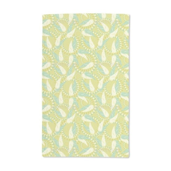 The Wings of Spring Hand Towel (Set of 2)