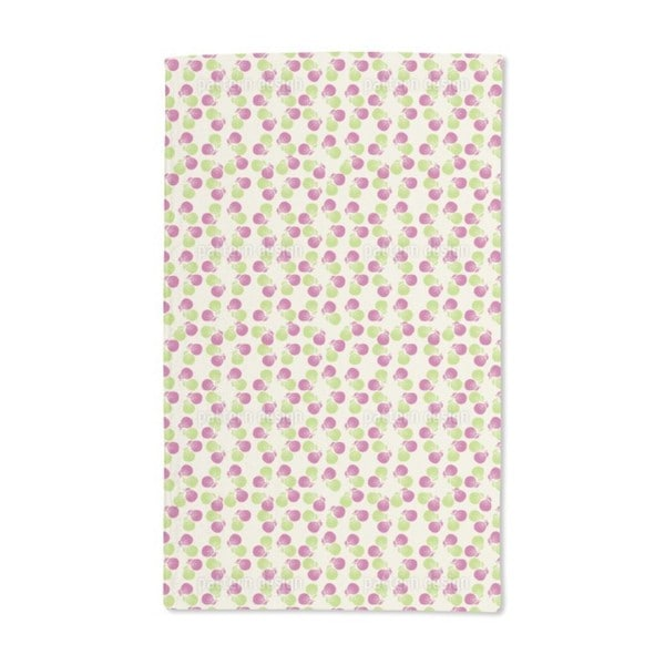 Summer Fruits Hand Towel (Set of 2)
