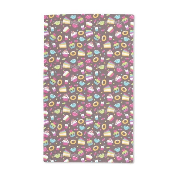 Sweets For Miss Penny Hand Towel (Set of 2)