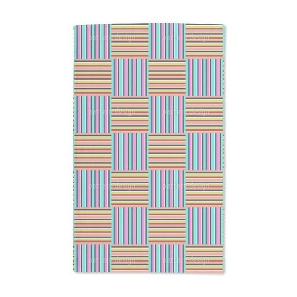 Multi Check Hand Towel (Set of 2)