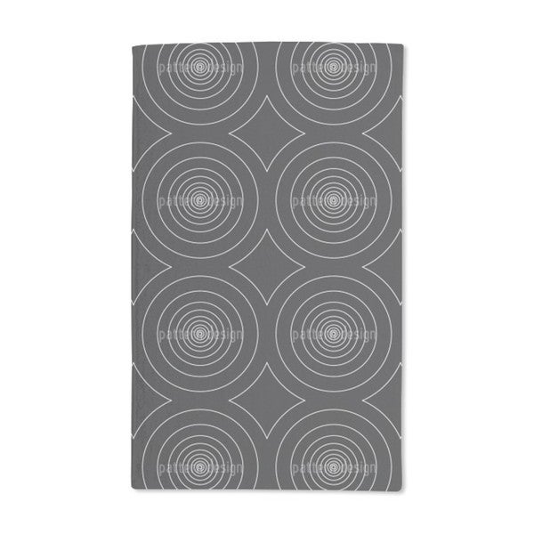Tunnel Vision Hand Towel (Set of 2)