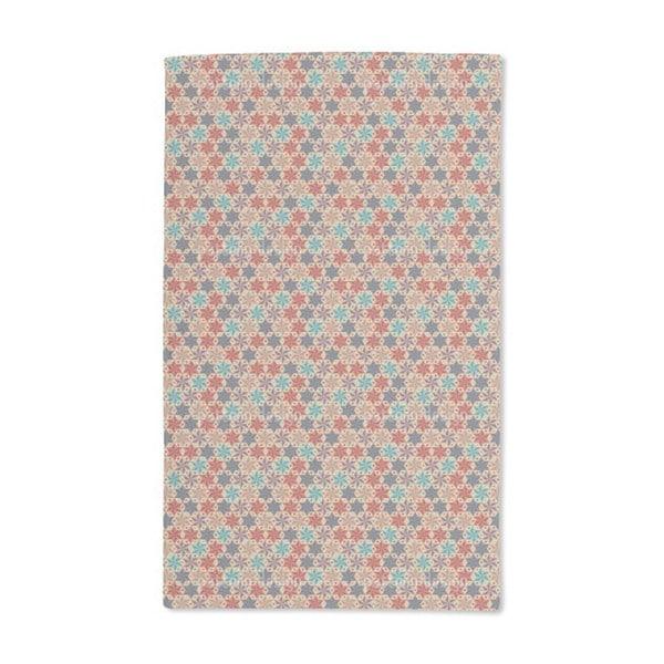 Stars of Cinnamon and Ice Hand Towel (Set of 2)