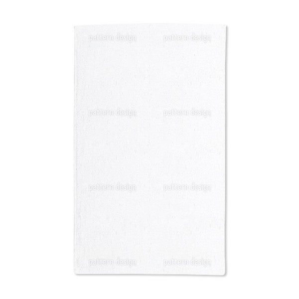Monochrome Metropolises Hand Towel (Set of 2)