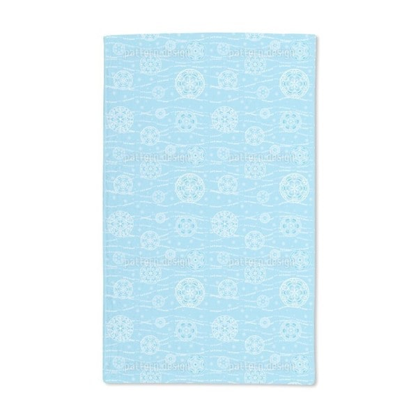 Let It Snow Hand Towel (Set of 2)