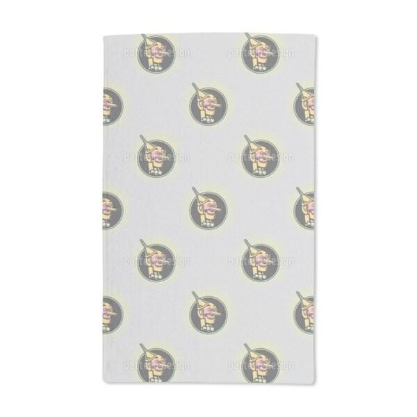 Tin Man Hand Towel (Set of 2)