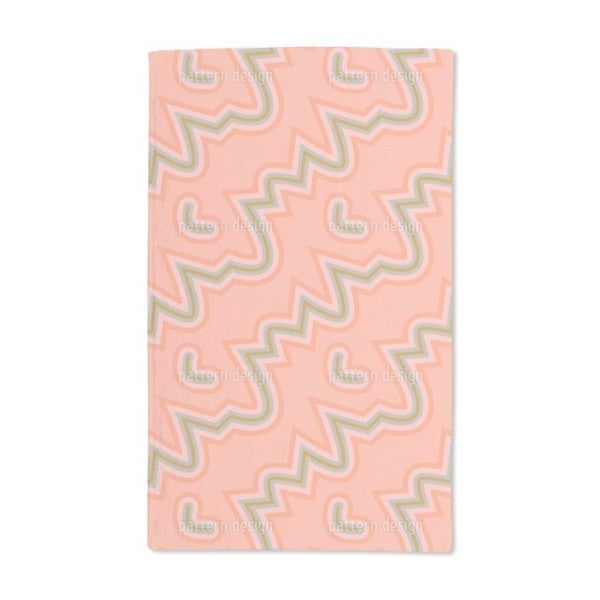 Pastel Pop Hand Towel (Set of 2)