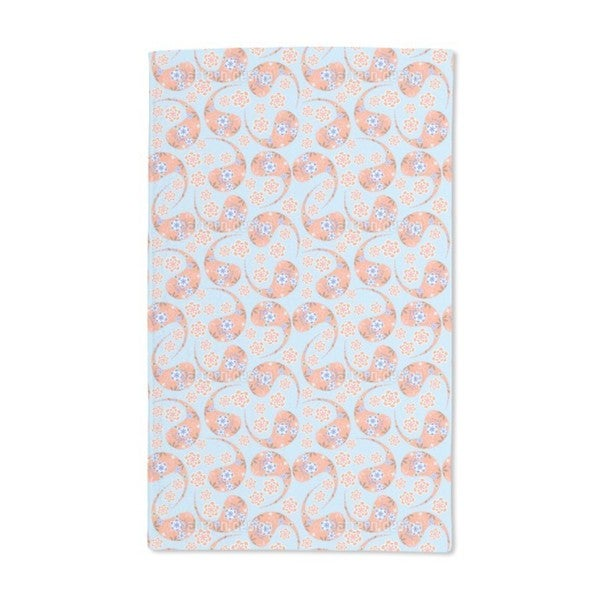 The Heaven Is Full of Paisleys Hand Towel (Set of 2)