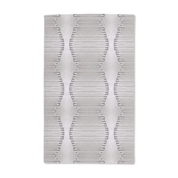 Ripped Cardboard Hand Towel (Set of 2)