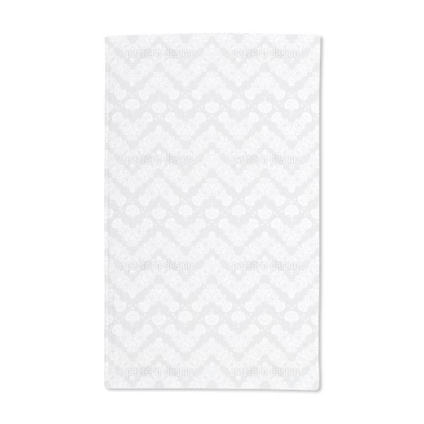 Zigzag Signs Hand Towel (Set of 2)