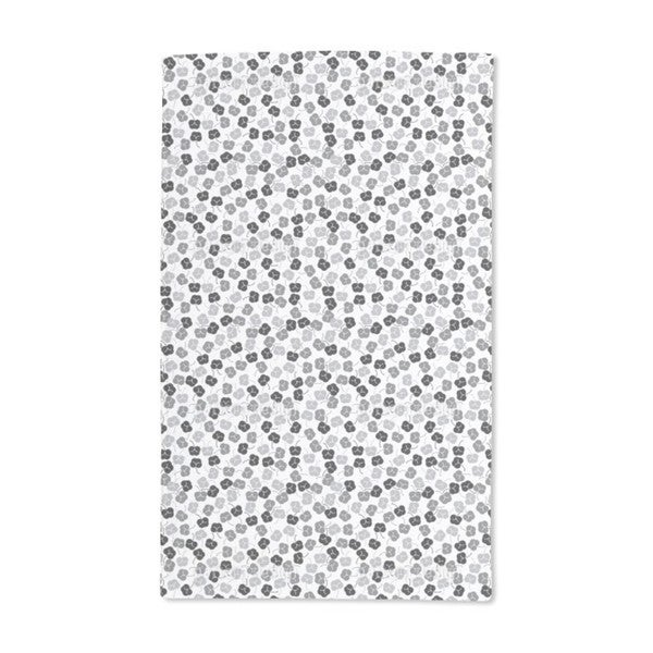 Far Eastern Bloom Hand Towel (Set of 2)