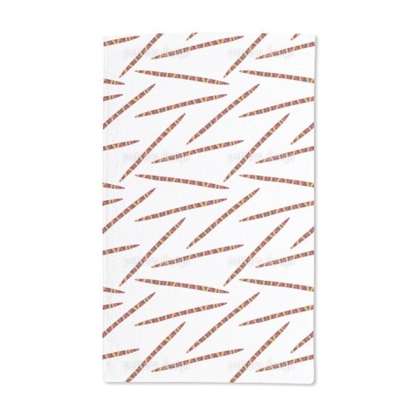 Ethno Sticks Hand Towel (Set of 2)