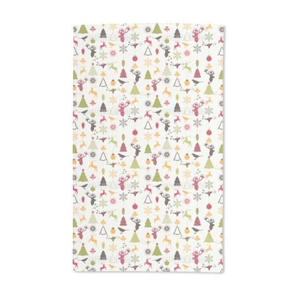Christmas Joy Hand Towel (Set of 2)