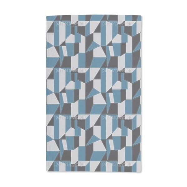 Geometry Reloaded Hand Towel (Set of 2)