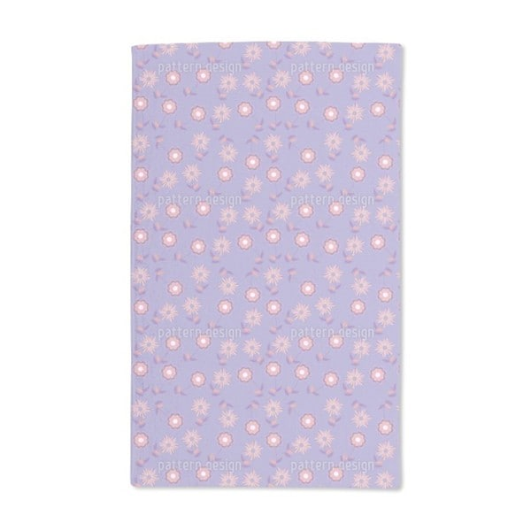 Melancholia Floral Hand Towel (Set of 2)