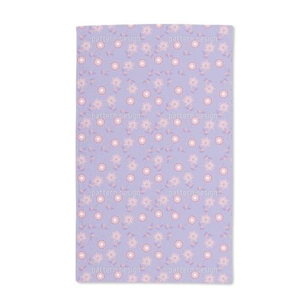 Melancholia Floral Hand Towel (Set of 2)
