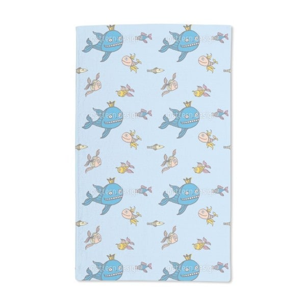 Fish Story Hand Towel (Set of 2)