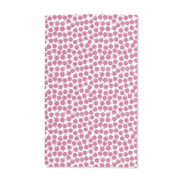 Pomegranate Harvest Hand Towel (Set of 2)