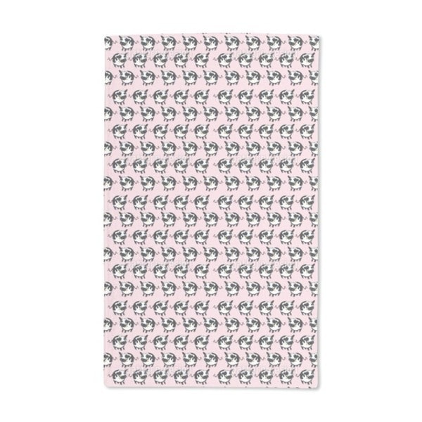 Cuddle Cows Hand Towel (Set of 2)
